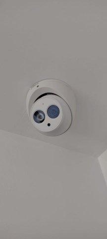 Installation de système de vidéo surveillance par électricien au Tampon