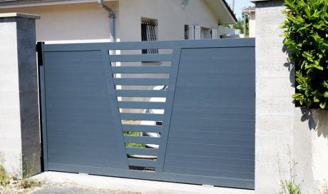 Pose et installation de domotique pour portail à Saint-Leu